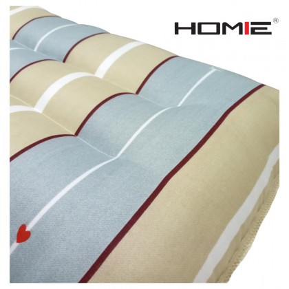 """HOMIE Pillow Health 670g 17"""" x 26"""" with Curve"""